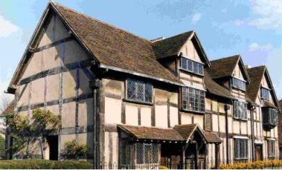 Shakespeare's birth-house