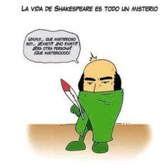 mysterious shakespeare