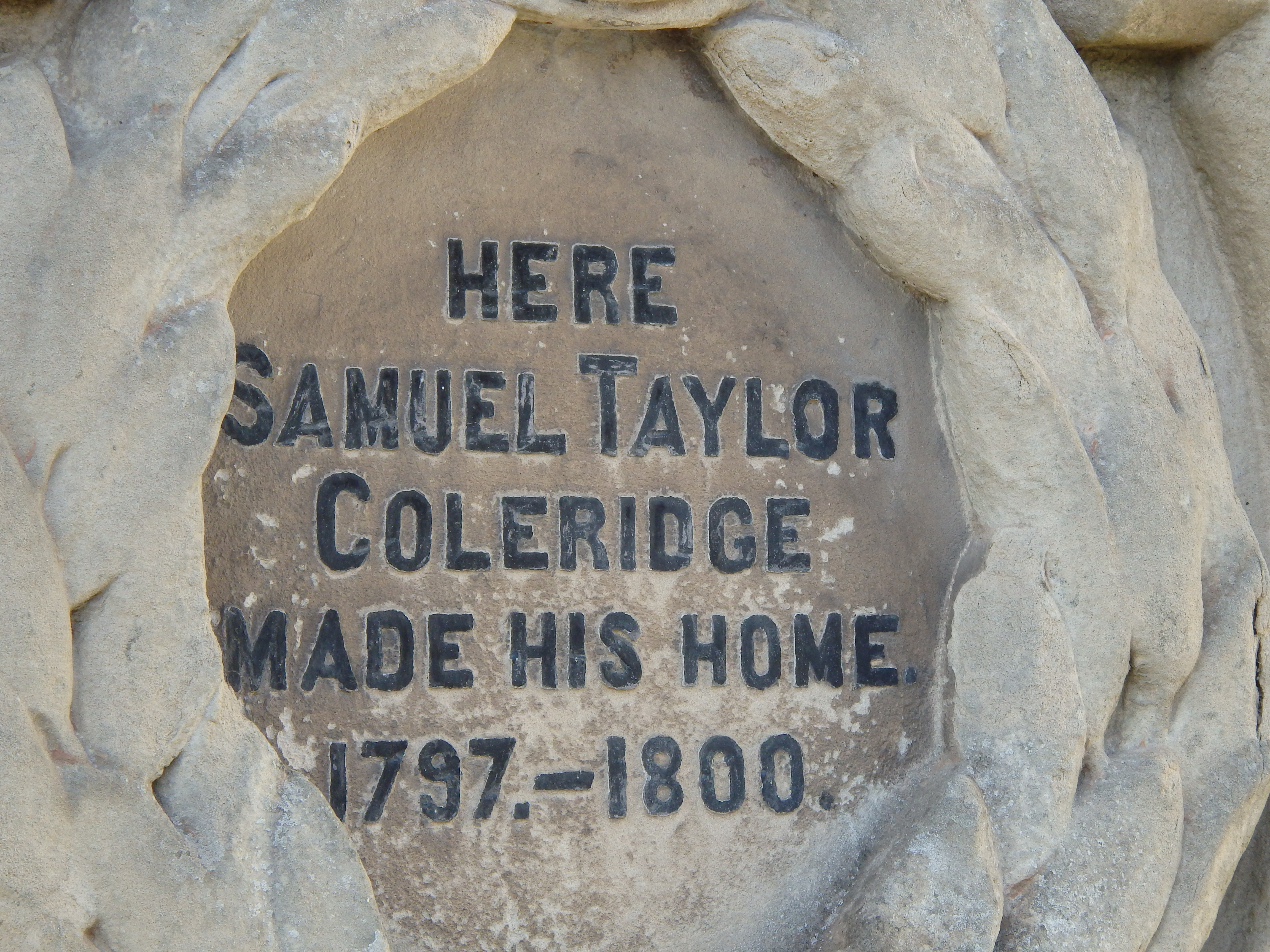 comparison between wordsworth and coleridge 2 william wordsworth and samuel taylor coleridge: similarities and differences what are the main similarities and differences between william.